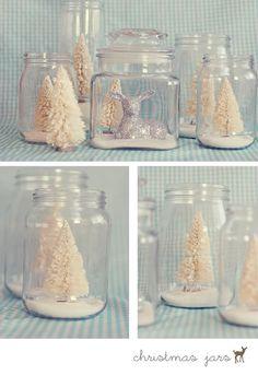クリスマスのホワイト☆デコレーションのアイデア