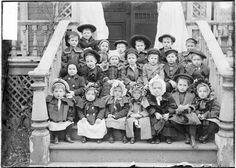 Oak Park orphanage 1904 Chicago