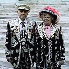 how to become a pearly kings and queens