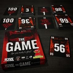 DAMN YOUUUUU 56!! Damn you to heck!! Yes we've been playing #TheGame #cardgame and this is the closest we came to winning. Maybe next time. #cardgames #brettspiel #tabletop #tabletopgame #tabletopgamer #tabletopgames #tabletopgamers #boardgame #boardgamer #boardgames #boardgamegeek #bgg