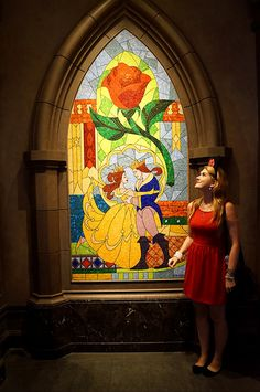 Beauty and the Beast Castle -- One of the most beautiful places on EARTH!