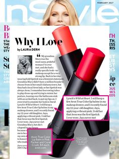 See why this celeb loves Avon True Color Lip Balm featured in @instyle!