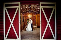 Southern wedding - barn wedding ideas. I love everything about this!