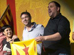 ERC Podem i CUP exhibeixen voluntat de bastir ponts per avançar en el procés constituent