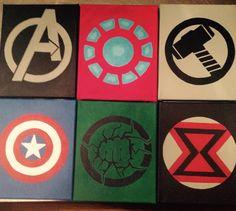 Avengers canvas art - New Deko Sites Avengers Tattoo, Avengers Art, Marvel Art, Avengers Room, Avengers Painting, Marvel Canvas, Marvel Room, Marvel Paintings, Marvel Drawings