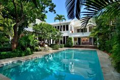 Tour a Tropical Oasis in Key West, Fla. | 2016 | HGTV >> http://www.hgtv.com/design/ultimate-house-hunt/2016/bringing-the-outside-in/bringing-the-outside-in-tropical-oasis-in-key-west-fla?soc=pinterest