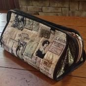 Quilters sewing bag