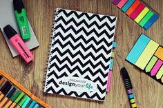 DIY organizer – kalendarz do wydrukowania. Nowa wersja 2014!