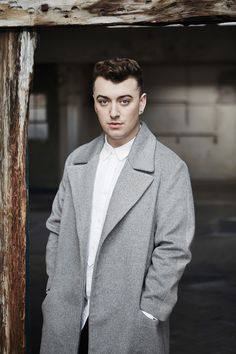 """[Sam Smith] """"Actually love this man. Not only is he the best singer the world has ever seen, but his lyrics are actually meaningful, and he puts into everything he does. More people should be like him. Music Is Life, New Music, Good Music, Divas, Sam Smith, Famous Singers, Woody Allen, Celebs, Celebrities"""