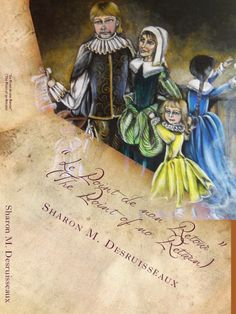 """""""Le Point de non Retour"""" (Point of no return) By Sharon Desruisseaux.  You can join her on Facebook at Sharondnovels"""