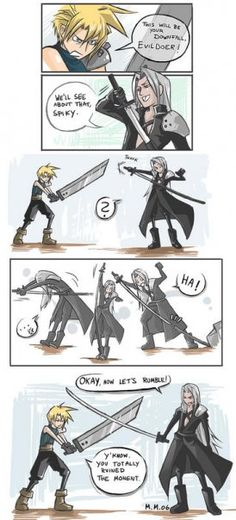 Final Fantasy XD  This cracks me up XD