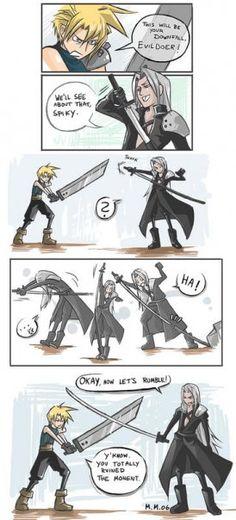 Final Fantasy XD This cracks me up XD
