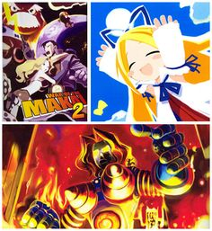 Disgaea: Hour of Darkness: Conceptual - Misc