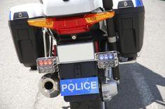 Police spy bikes