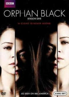 Just watched the whole first season of Orphan Black. Tatiana was amazing.