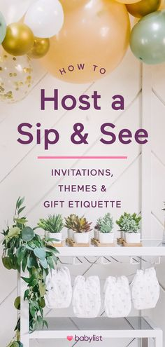 Sip And See Invitations, Unique Invitations, Baby Shower Gender Reveal, Baby Gender, Best Baby Registry, Shower Meaning, Baby Event, Expecting Mom Gifts, Baby Box