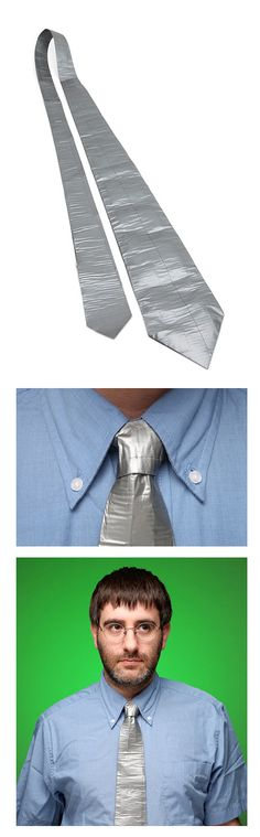 DUCT TAPE TIE