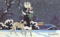 Giovanni Meschini, Sera di Natale I, 1930