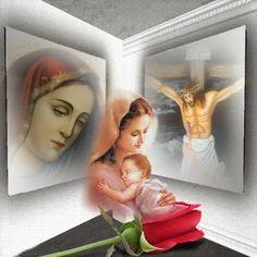ΟΙ ΑΓΓΕΛΟΙ ΤΟΥ ΦΩΤΟΣ: Στην αγκαλιά της Μητέρας του Θεού.(Μια συγκλονιστι...