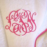 47 ideas embroidery monogram letters products for 2019 Embroidery Hoop Crafts, Embroidery Monogram, Embroidery Fashion, Embroidery Fonts, Embroidery Applique, Cross Stitch Embroidery, Embroidery Patterns, Machine Embroidery, Wedding Embroidery