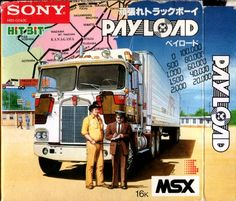 Sony's Payload for MSX.