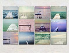 Minze grün Photographie Ozean-Fotografie Bad von PureNaturePhotos