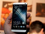 HTC One successor the HTC M8 pops up again via online photo gallery The latest round of leaked photos show HTC's next flagship smartphone, code-named the M8, from a variety of angles.