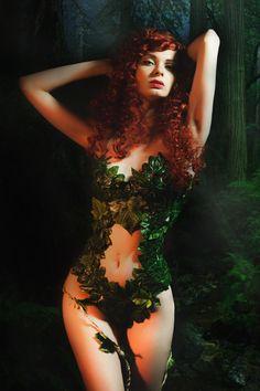 Poison Ivy #cosplay #Batman