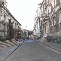 Via Crociferi - Catania