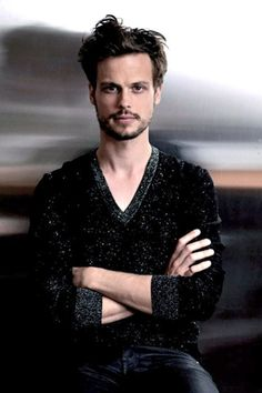 Matthew Gray Gubler -- my favorite character on Criminal Minds... attended University California Santa Cruz