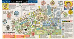 This is the Only Map You Need for the 2013 State Fair of Texas