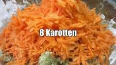 Saftiger Karottenkuchen - Rezept