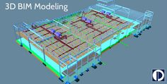 #3DBIMmodeling has come to construction industry with the goal to accomplish 20% cost reduction in new building construction.