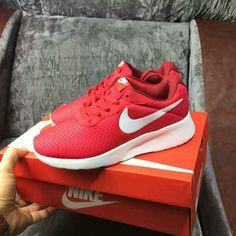 buy popular 00156 cb743 Mode Nike Tanjun Mens 812654-800 Max Orange Mesh Running Training EUR 36-44
