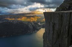 Pulpit Rock(flickr)