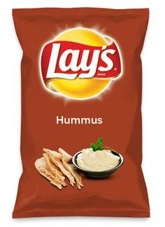 Wouldn't Hummus be yummy as a chip? Lay's Do Us A Flavor is back, and the search is on for the yummiest flavor idea. Create a flavor, choose a chip and you could win $1 million! https://www.dousaflavor.com See Rules.