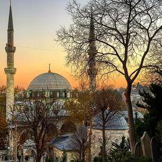 ✿ ❤ Eyüpsultan Camii, İstanbul, Turkey...#faik#pasha#hotels