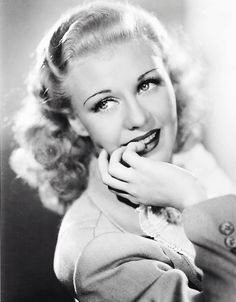 Ginger Rogers 1936 (pretty sure I have this one but this is a much better quality image)
