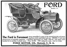 a42efa53e70e94b6dfae0d0de1eff378 vintage ads advertising ford model t celebrates its centenary page 7 cars oct 1, 1908 Ford F-250 Wiring Diagram at soozxer.org