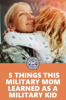 5 Things This Military Mom Learned as a Military Kid