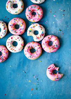 FROSTED SUGAR COOKIE DONUTS | Community Post: 21 Delicious Things That Will Change December Forever!