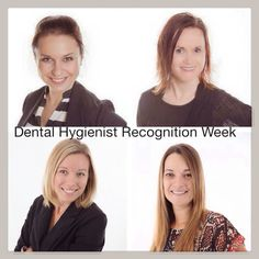 It's Dental Hygienist Recognition Week. Hats off to these wonderful hygienists who are part of our amazing team! Naomi Linda Lynn & Liisa...we appreciate your professional work & love that you do it with a smile:) #drpaulkyle #smilesbykyle #orthodontics #ortho #sudburyontario #northernontario #braces #invisalign #dentalhygiene #dentalhygienist #dentalhygienerecognitionweek by drpaulkyle Our Invisalign Page: http://www.myimagedental.com/services/cosmetic-dentistry/invisalign/ Other Cosmetic…
