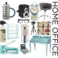 home office - Polyvore