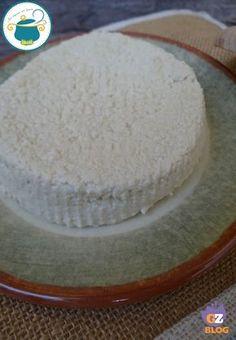 Ricotta vegana / formaggio fatta in casa |