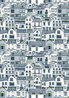 Coastal Cottages by Jessica Hogarth Designs