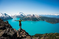 OUTDOOR OBSESSION: A new report confirms that getting outside boosts happiness. - PHOTO BY MIKE CRANE COURTESY OF TOURISM WHISTLER