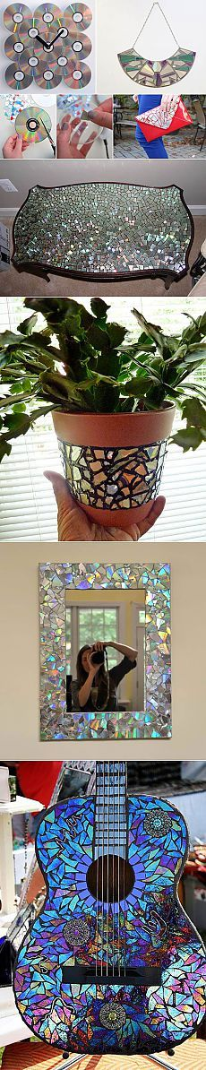 Cd repurpose projects