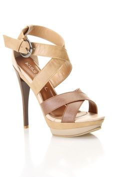 Lillian-03 High Heel Sandal In Brown http://www.beyondtherack.com/member/invite/B7C53751