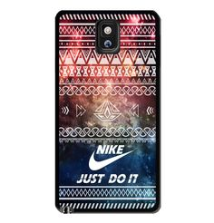 Nike Just Do It Aztec Space Samsung Galaxy S3 S4 S5 Note 3 Case