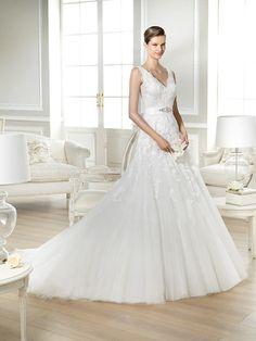 JAIDA / Wedding Dresses / White One 2014 Collection / San Patrick